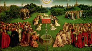 Worship the Lamb